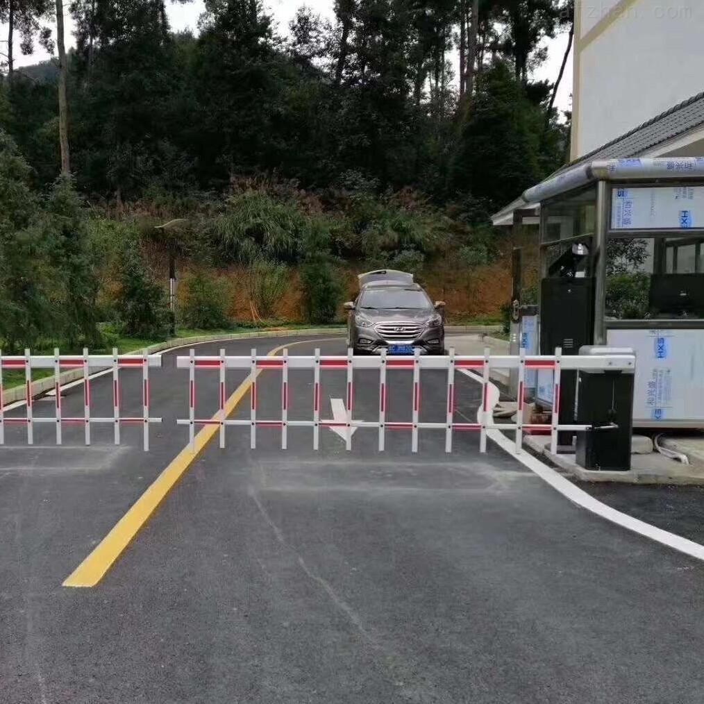 道闸栏杆车牌识别一体机