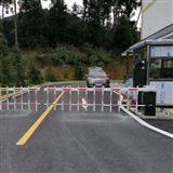 上海停车场道闸栏杆车牌识别一体机安装维修