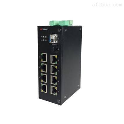 DS-3D08T-A海康威视 8口百兆光纤收发器发送端