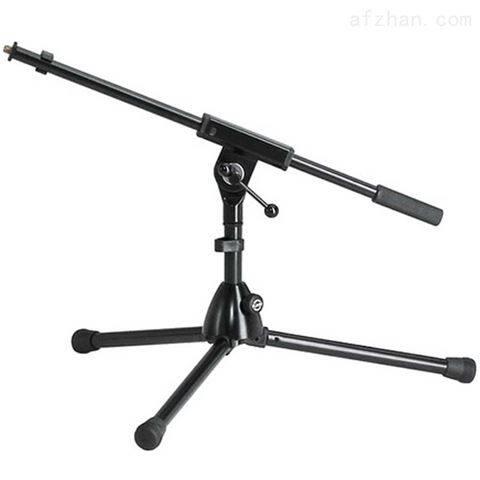 KM 超低麦克风支架 底鼓支架 矮的话筒支架