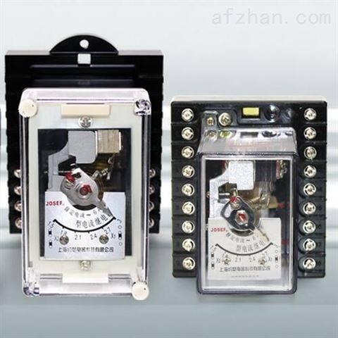 DL-33/6A电流继电器 板前接线