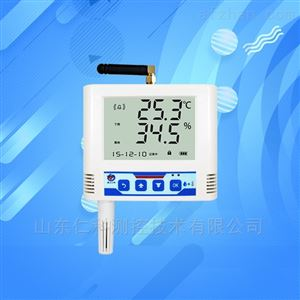 GPRS无线远程温湿度记录仪高精度