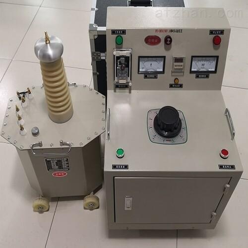 工频耐压试验装置坚固耐用