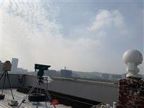 雷达联动转动云台的监控摄像机