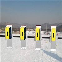 滑雪场管理系统  滑雪自助扫二维码测温