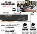 中型会议室可网络直播录像