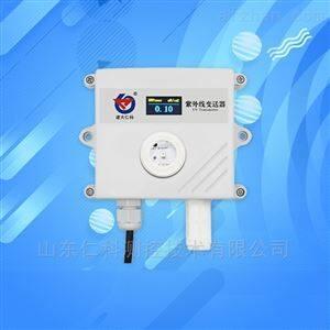紫外线传感器变送器 照射强度监测rs485