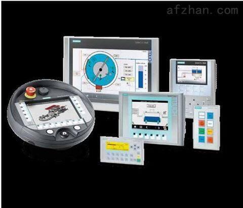 西门子HMI KTP600 Basic mono PN 精简面板