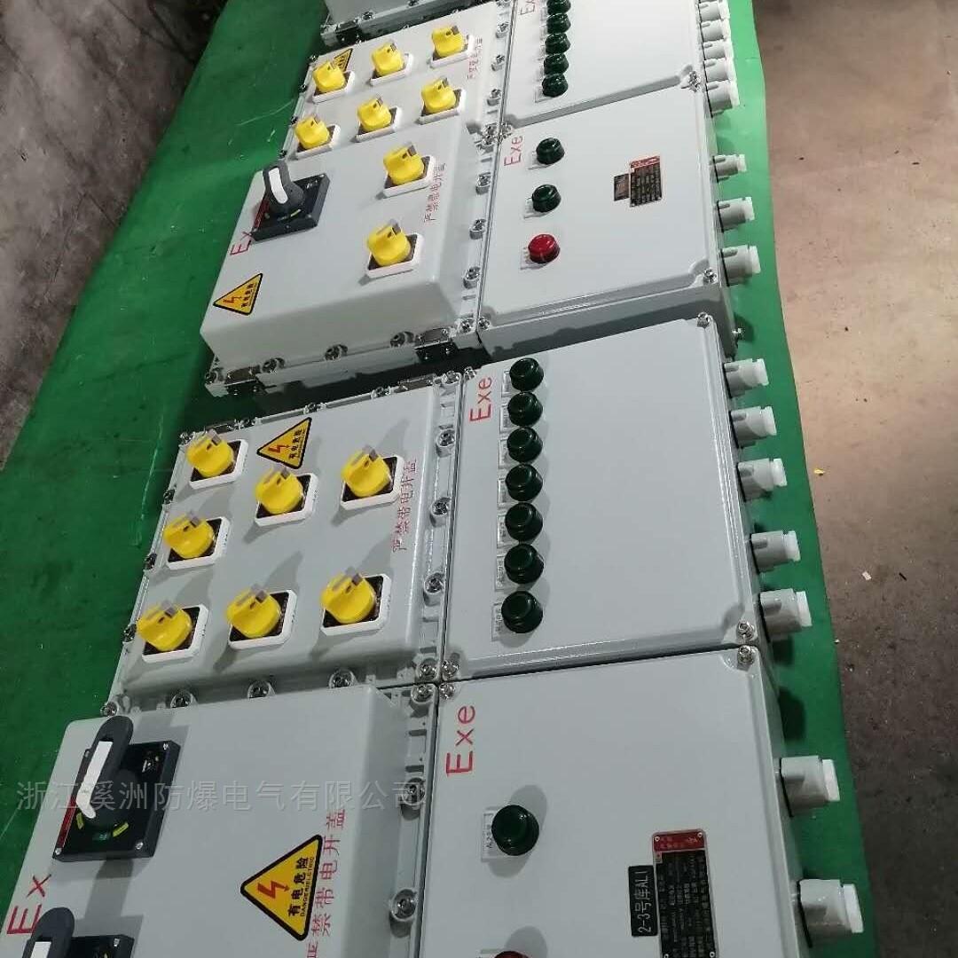 消防应急照明防爆动力电源箱