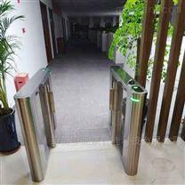 访客登记系统的综合通道闸机