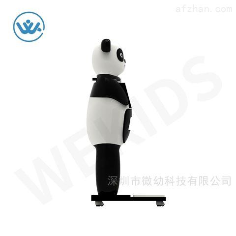 儿童早检机自动测温晨检机器人脸识别刷卡