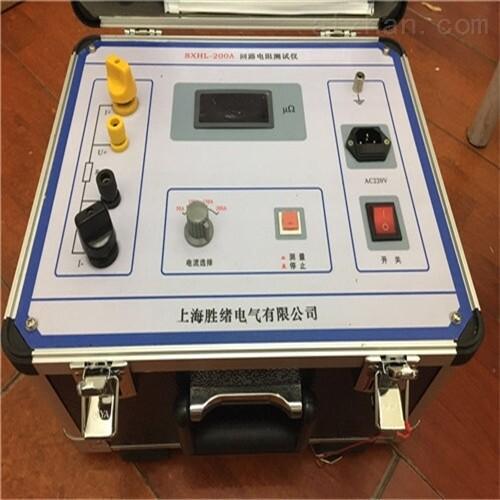 四川回路电阻测试仪出厂价格