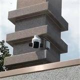 上海及江浙地区厂房仓库园区星光级监控安装