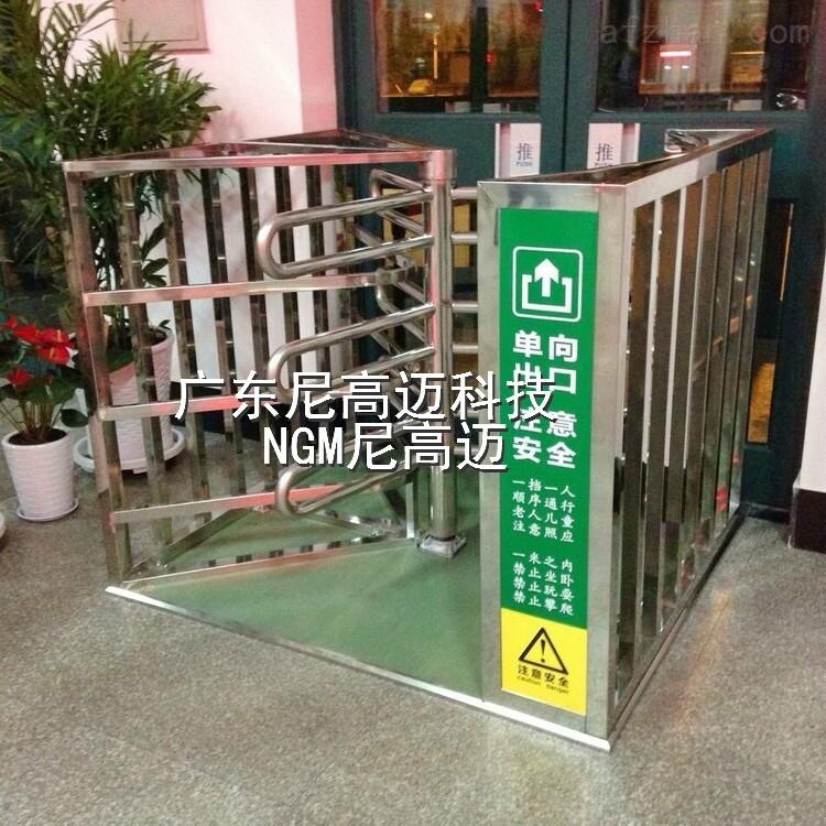 醫院不銹鋼單向轉門生產廠家