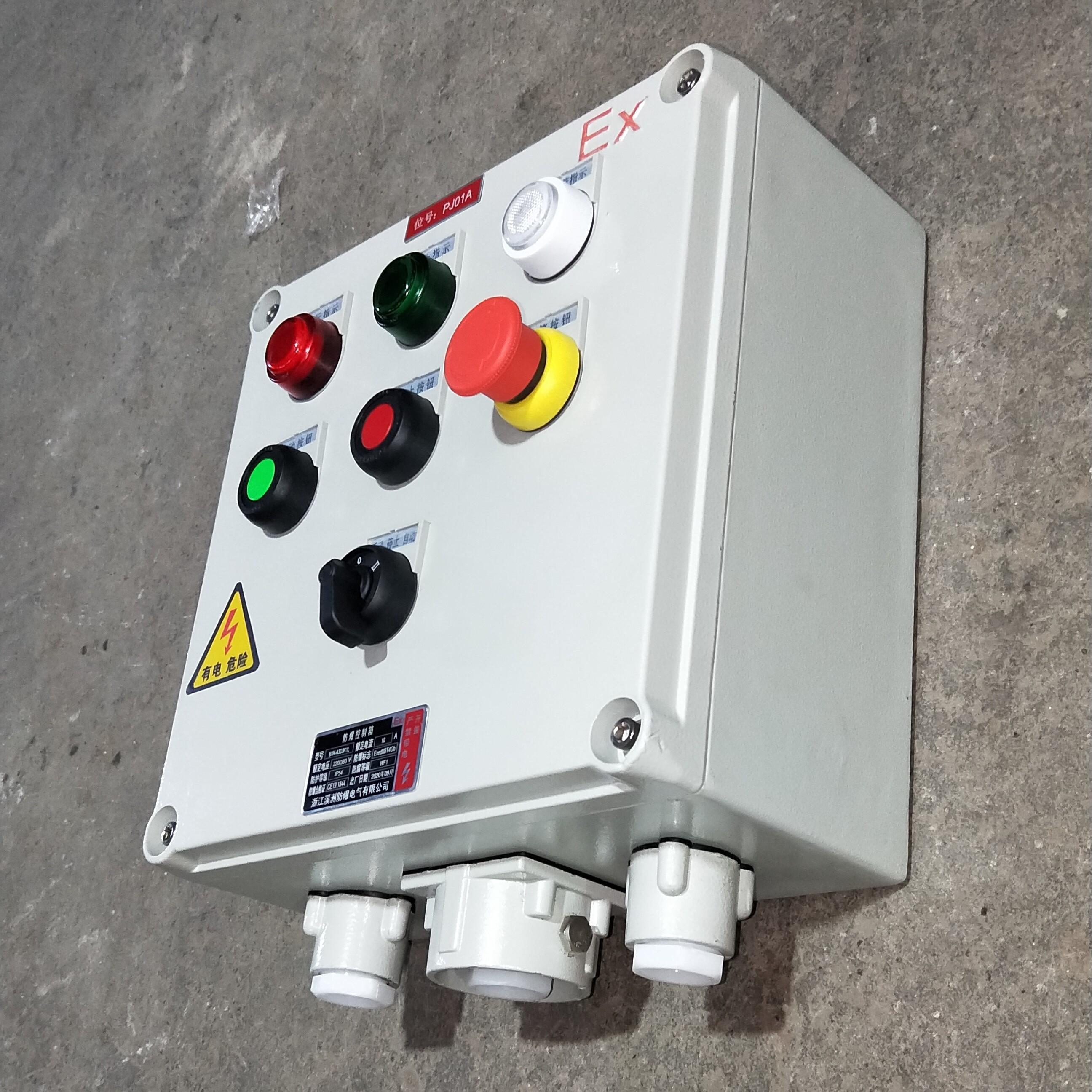 排污设备防爆控制箱