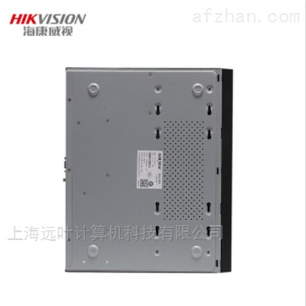 海康威视2盘位NVR网络硬盘录像机监控安装