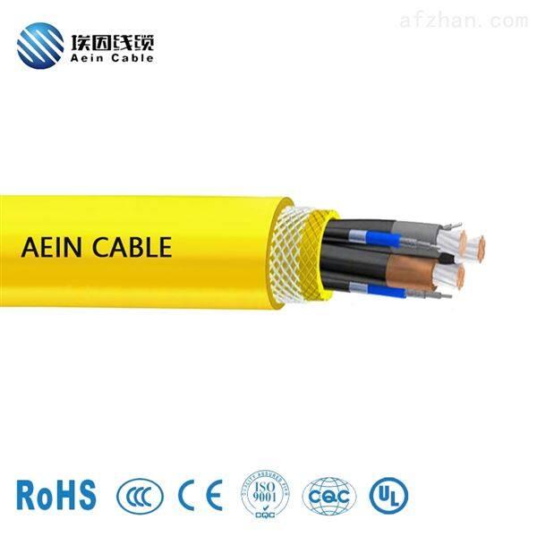 定制拖链耐油电线电缆、高柔性耐油耐磨电缆