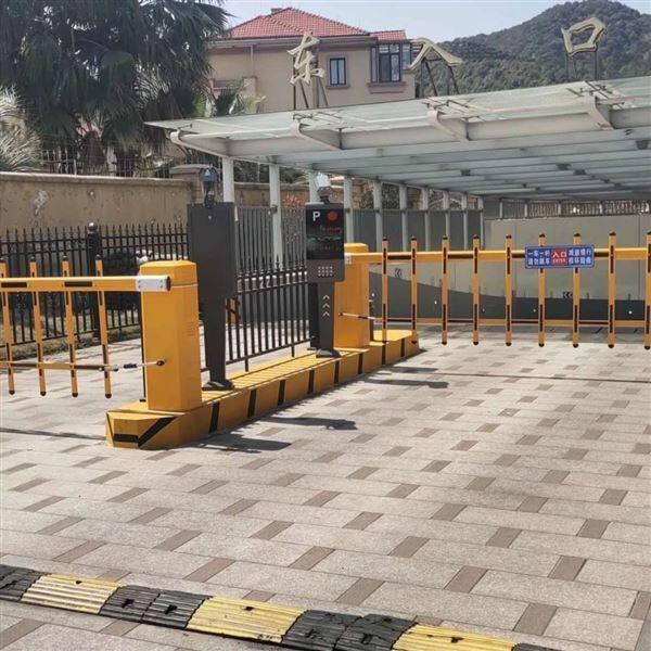 上海浦东智能停车场控制系统安装维修海康