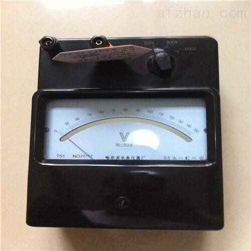 C65-VA指针式直流伏安表