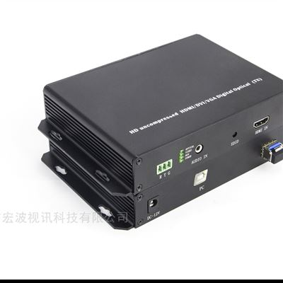 监控大屏视频传输用 HDMI光端机