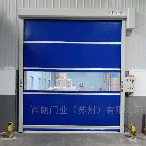 上海零件加工车间快速卷帘门