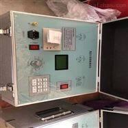 电力介质消耗测试仪操纵