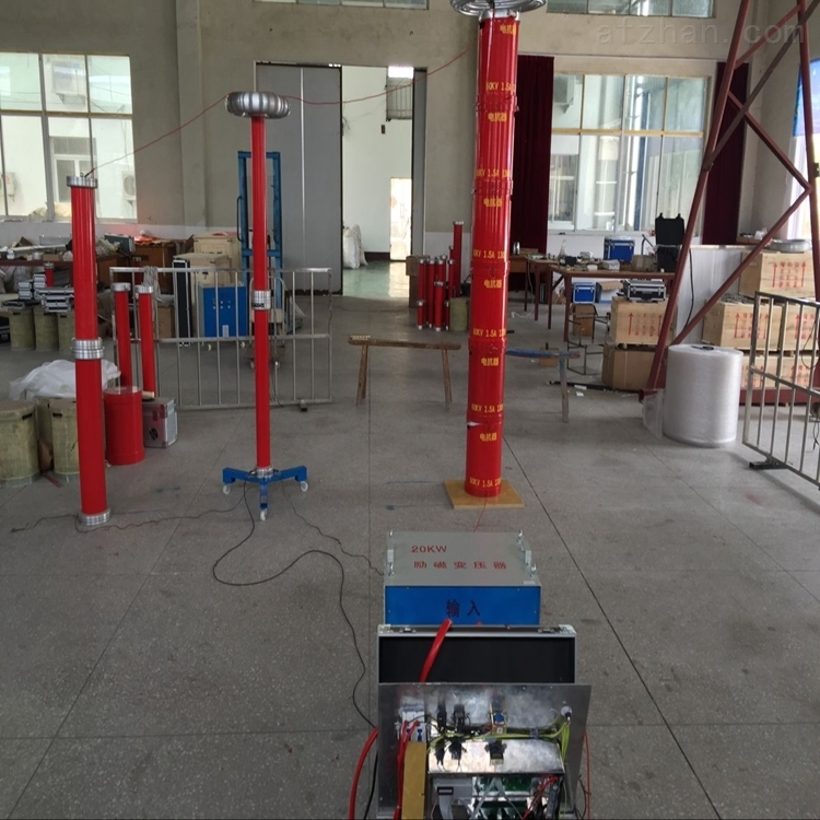 高压电抗器串联谐振耐压试验装置