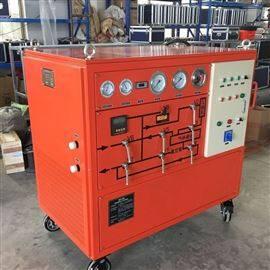 智能型SF6气体回收净化充放装置