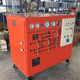多功能SF6气体抽真空及回充装置
