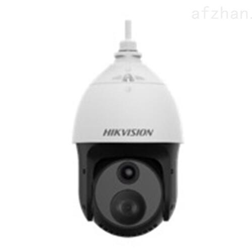 海康威视热成像双光谱网络智能球形摄像机
