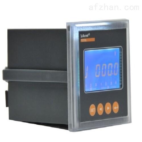 电子式电压表液晶显示
