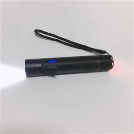 JW7302防爆微型手电、LED3W、消防员佩戴式照明灯
