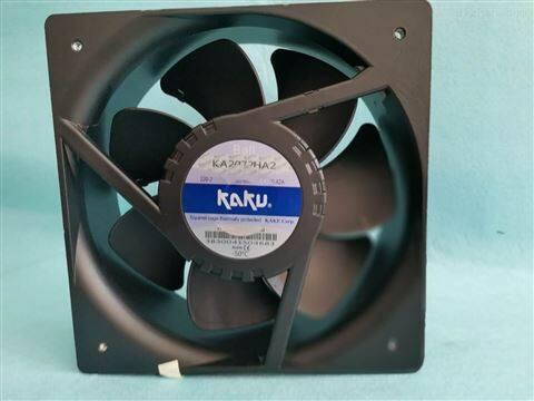 KAKU卡固散热风扇KA2072HA2 耐高温防水风机