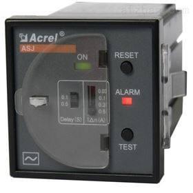 面板安装型剩余电流继电器