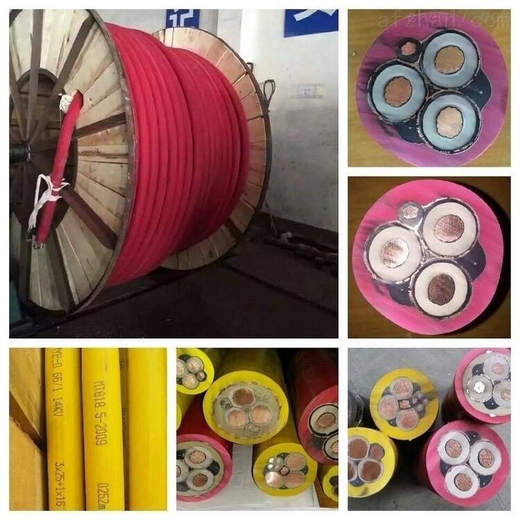 煤矿用高压橡套电缆MYPTJ8.7/10KV