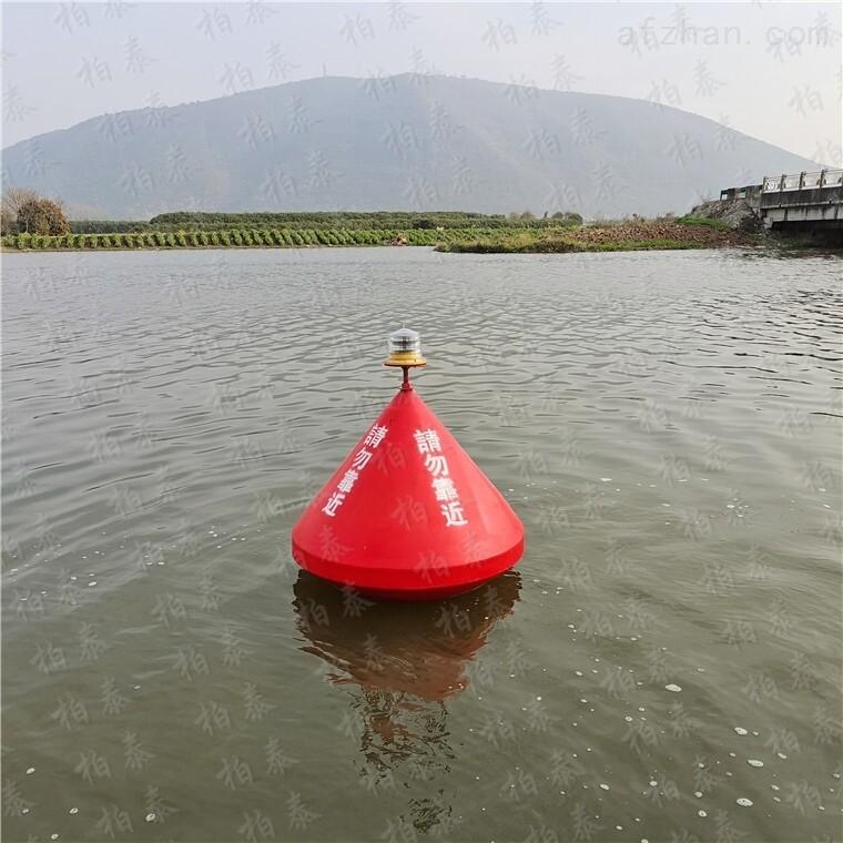 滚塑pe航标 海洋线性聚乙烯浮标