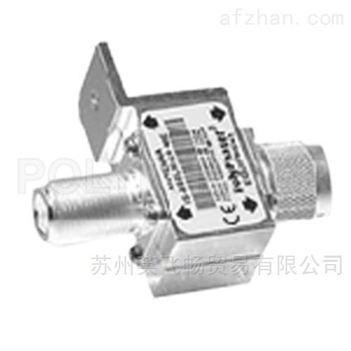 10MHz-1GHz 隔直流滤波型低频防雷器