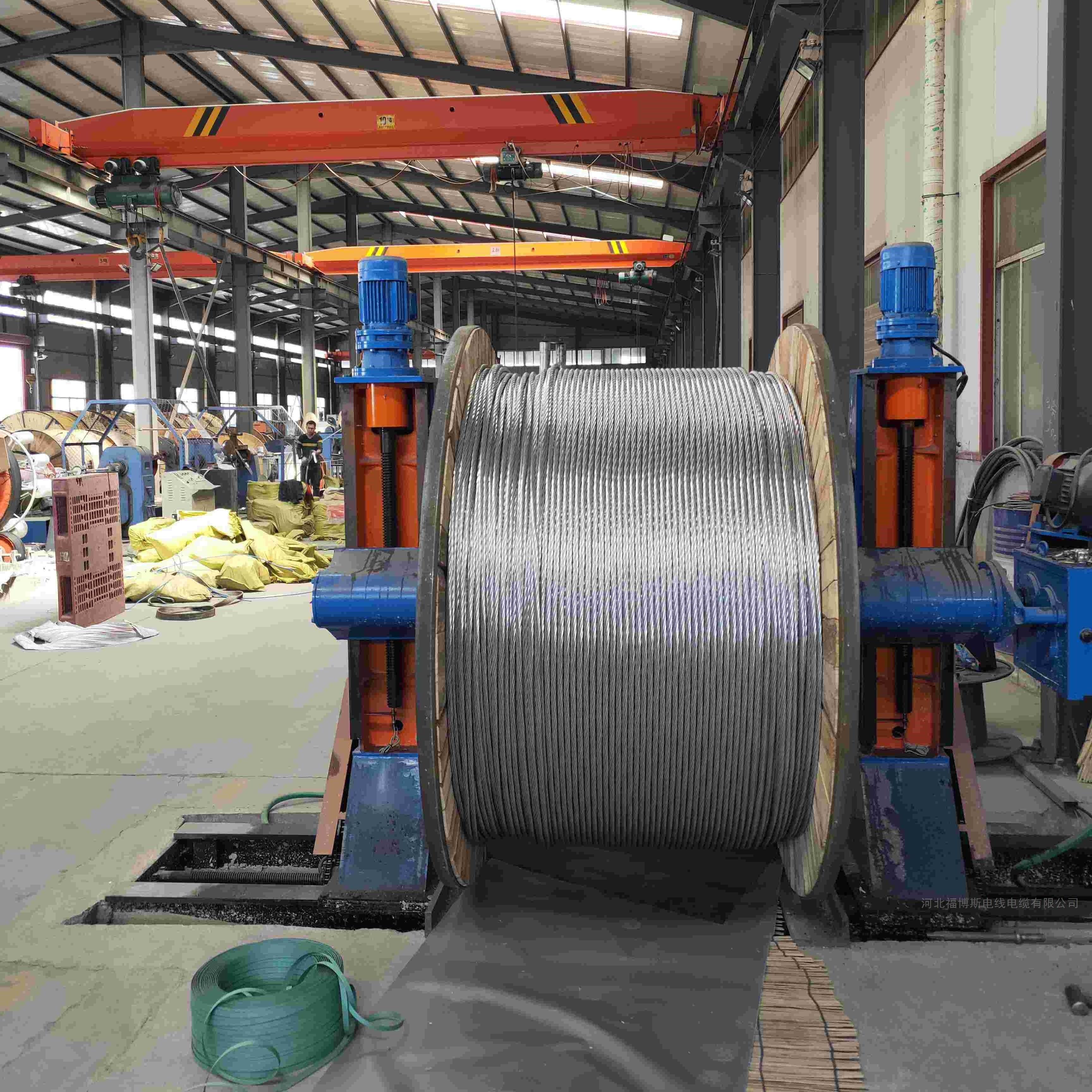 JNRLH58/G1A-1000/45耐热铝合金钢芯绞线