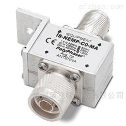IS-NEMP-C0-MAPolyphaser 1.5MHz-700MHz隔直流滤波防雷器