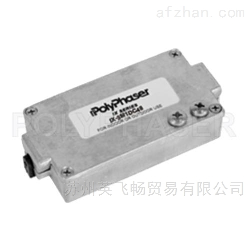 RS232/482/422+DC48V防雷器
