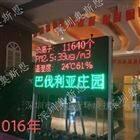 廣東旅游景區負氧離子檢測儀