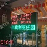 广东旅游景区负氧离子检测仪