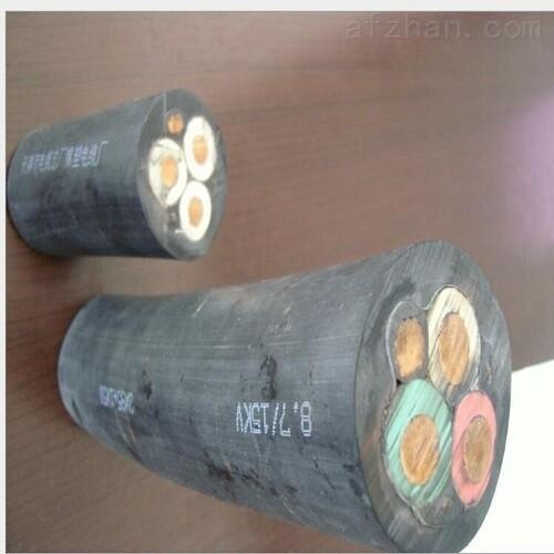 YCW耐油电缆YCW户外耐油橡套电缆4*16