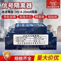 模拟量信号防雷器开关量4-20ma沃盾防雷