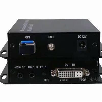 高清无压缩单路DVI光端机