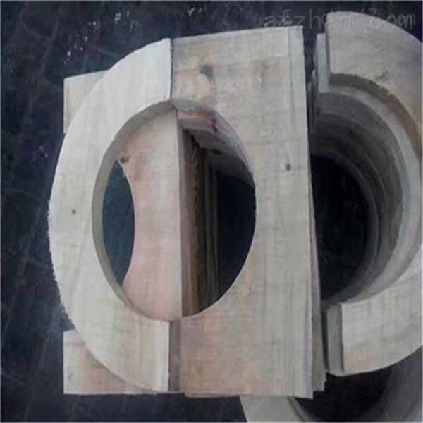 防震管道木托码 防震空调木管托价格