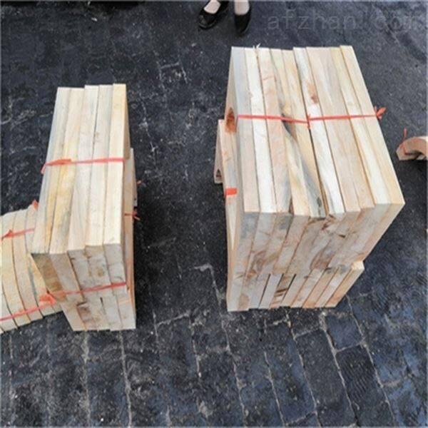 蒸汽管道木托报价 空调木管托价格