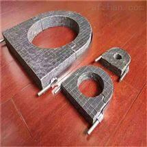 冷水管架支撑座 管道木托厂家生产