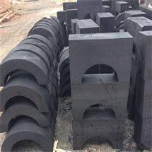 烘干不变形空调木托 管道管托 管道垫木厂家