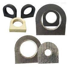 厂家特价供应管道木支架  双螺栓管夹特点
